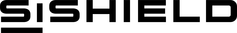 SiShield Logo Black
